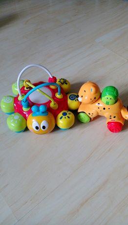 Grający zestaw zabawek+GRATIS.