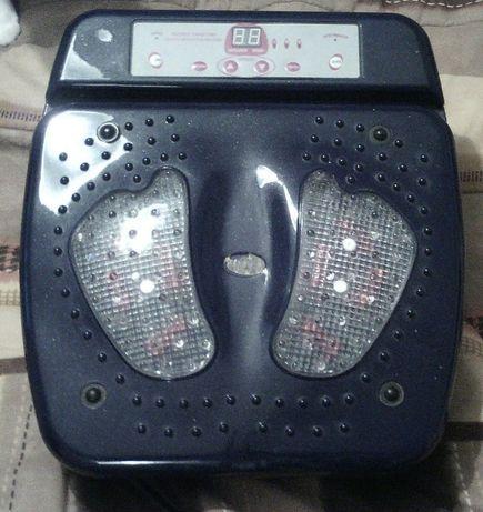 Máquina de massagem com infra-vermelhos para pés