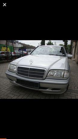 Frente Completa Mercedes W202 CDI