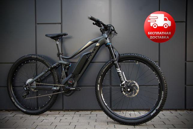 Электровелосипед двухподвес Bulls Twenty 9 cube trek scott haibike