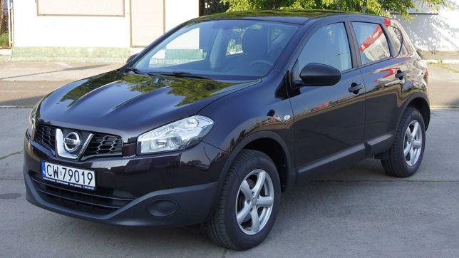 Nissan Qashqai 1.6i 117 KM 2011r Salon Polska Bezwypadkowy !
