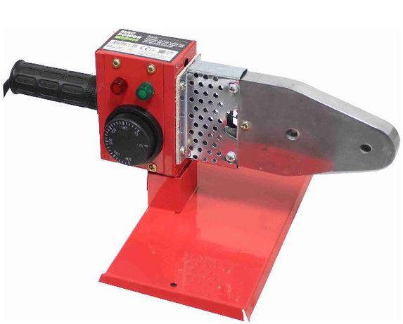 Polifusora - Máquina soldar tubos - Mader 63525