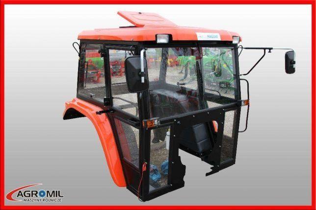 Kabina ciągnikowa kabiny Ursus C 360 C-360 NAGLAK tworzywo WYPRZEDAŻ