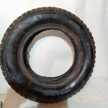 Колесо для тачки 3.50-8 диаметр 20 мм.