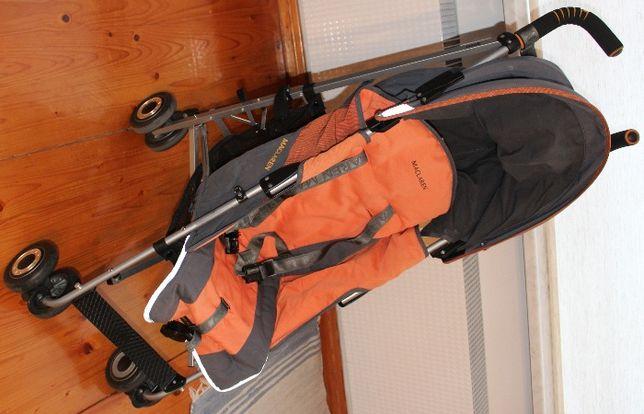 Wózek spacerówka, parasolka Maclaren jak nowy