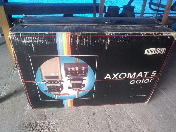 Wyposazenie ciemni + AXOMAT 5
