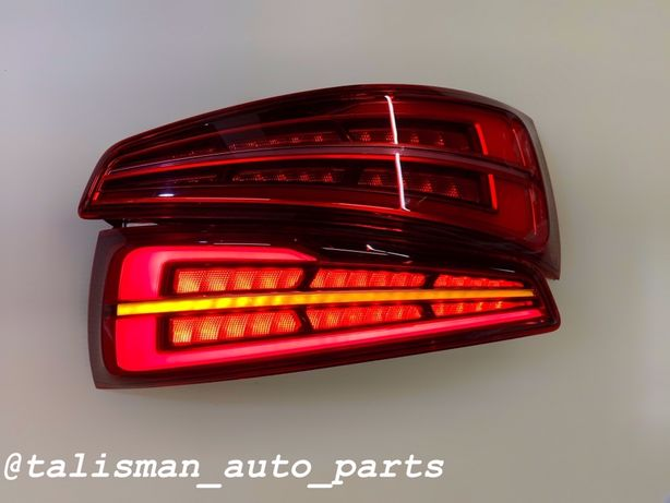Audi Q3 Europe фонарь 8U0945093N 8U0945094N 2014-2019 Matrix Full led