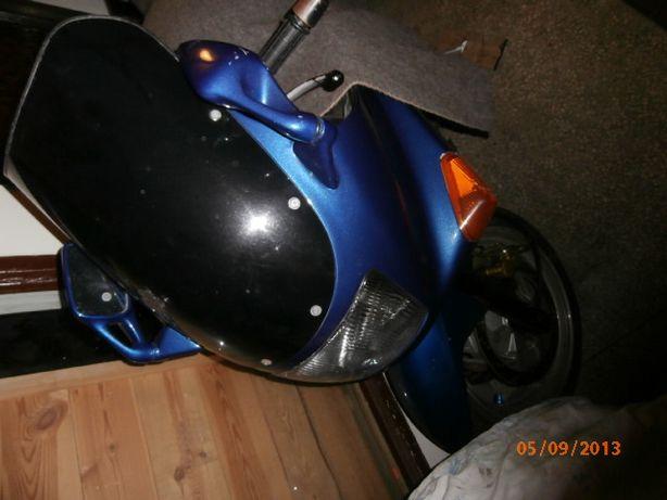 pozostałośći Kawasaki ZX 10