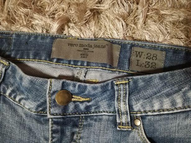 Spodnie BoyFriend Vero Moda roz W28L32