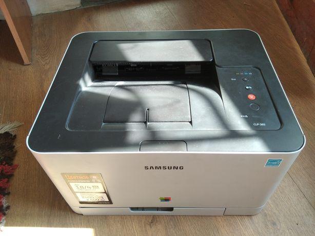 Продам Samsung clp-365