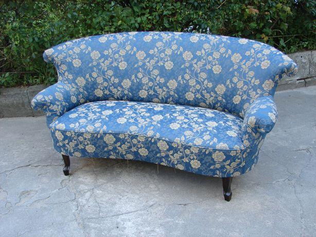 sofa i fotel - antyk