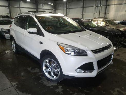 Ford Escape Titanium 2014 из США!