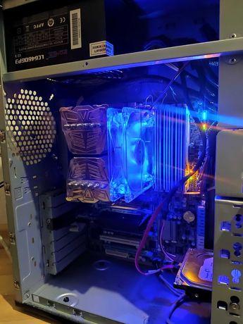 Ігровий комп 6 ядер/12 потоків s1366 X58 Xeon X5650 4Ghz/12Gb DDR3