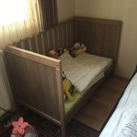 Łóżeczko dla dziecka marki Ikea