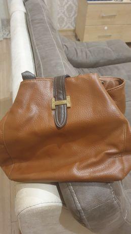 Женская сумка-кожзам