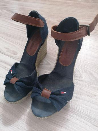 Sandałki Tommy Hilfiger