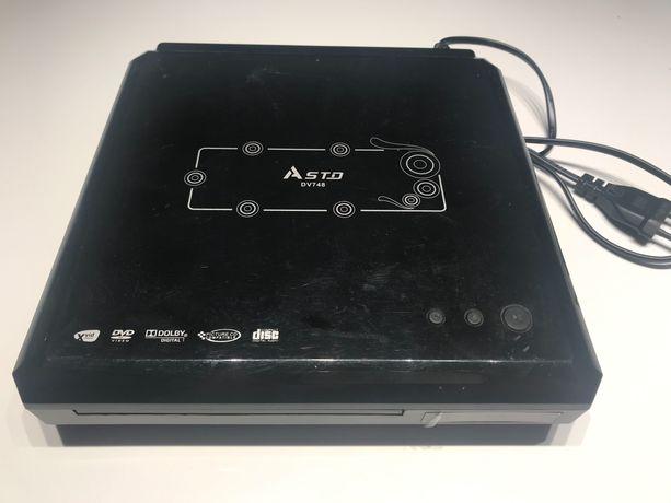 Odtwarzacz DVD Astd DV 748