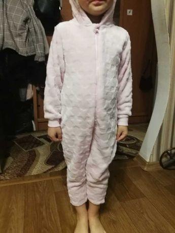 Пижама девочки 4-5л