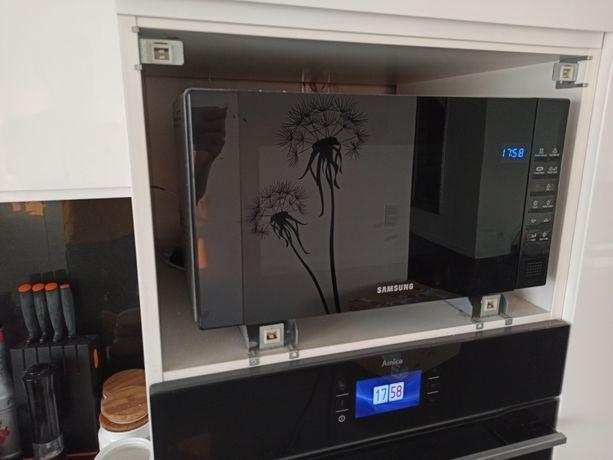 Sprzedam kuchenkę mikrofalówka  Samsung  FG87SUB uszkodzona