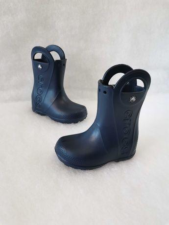 Сапоги Crocs дождевые, резиновые