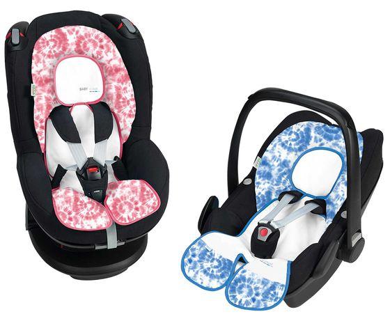 Вкладыш матрасик в автокресло стульчик коляску SPF babynest baby cool