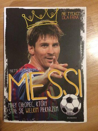 Messi Mały chłopiec, który stał się piłkarzem