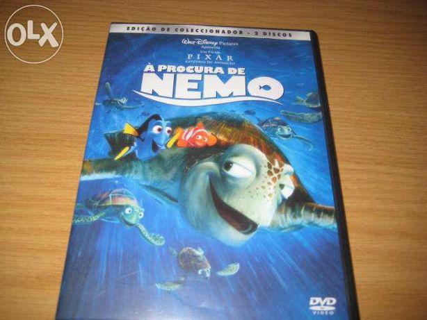 Dvd á procura de nemo