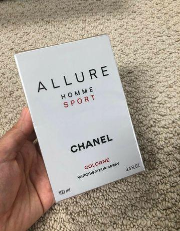 Chanel Allure Homme Sport оригинал новый