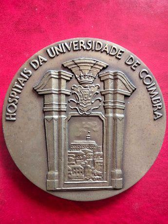 Medalha Comemorativa Hospitais Universidade de Coimbra