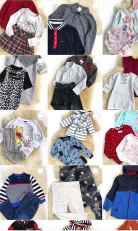 Секонд хенд оптом дитячий одяг зима демісезон Англія детский микс деми