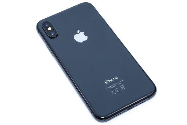 APPLE IPHONE X | 64/256GB | 2 kolory | Gwarancja 24 MSC | BATERIA 100%