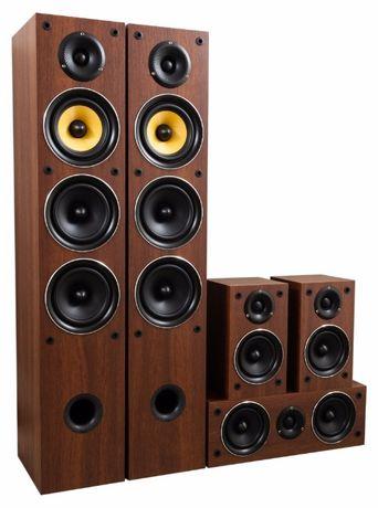 Zestaw kolumn 5.0 Taga Harmony TAV-506 v.2 głośniki, kino domowe