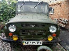 Продам или обменяю УАЗ-469