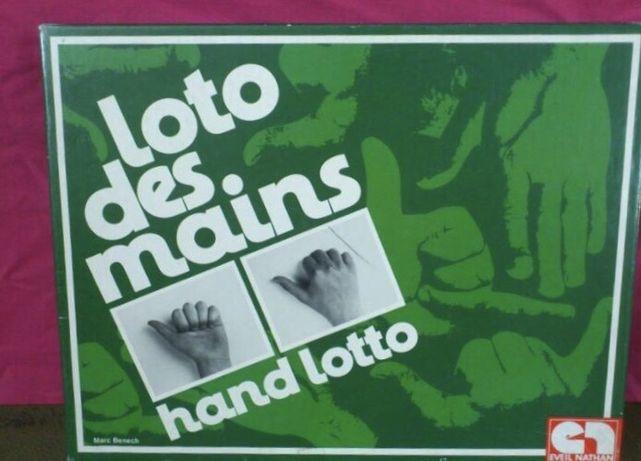 Lotto ręce Nathan