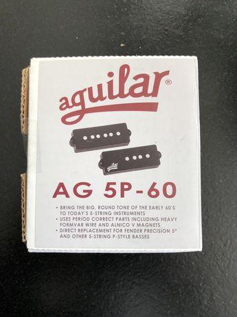 Aguilar AG 5P-60 przystawki zamiennik Fender Precision bas V