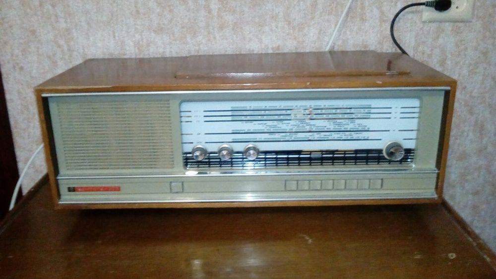 Радиола КАНТАТА - 203. В отличном состоянии Полтава - изображение 1