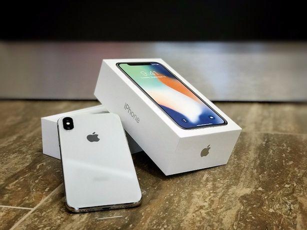 iPhone X 10 64/ 256 Space Gray Silver АКЦИЯ Премиум качество! Гарантия