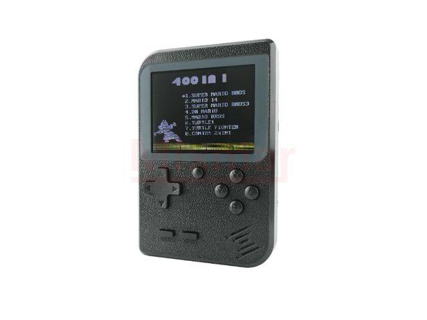 Przenośna mini konsola do gier retro 400 pegasus