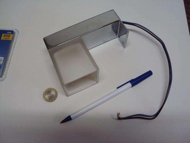 Candeeiro para espelho WC - Lâmpada G9