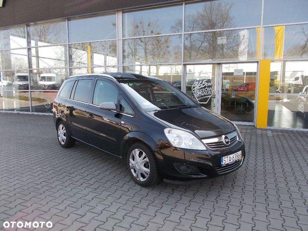 Opel Zafira 1.7 cdti 125 KM 7 miejsc