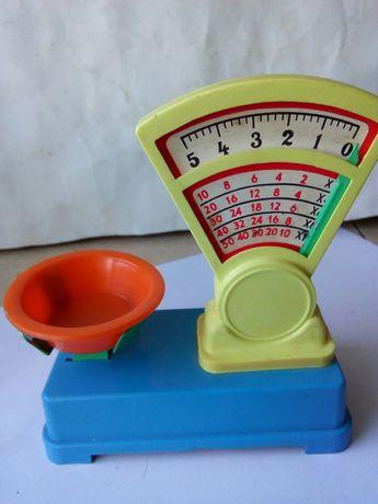 Продам игрушку весы времён СССР