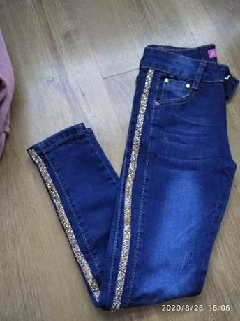Spodnie 128