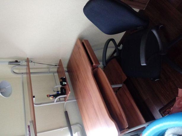 Компьютерный/письменный стол+стул-кресло