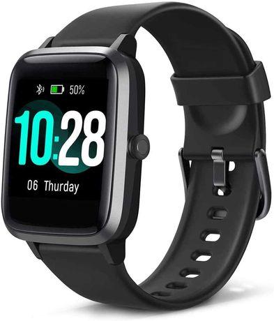 Smartwatch Blackview Preto/Rosa (NOVO)