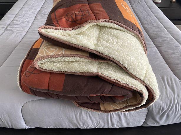 Édredon cama de casal