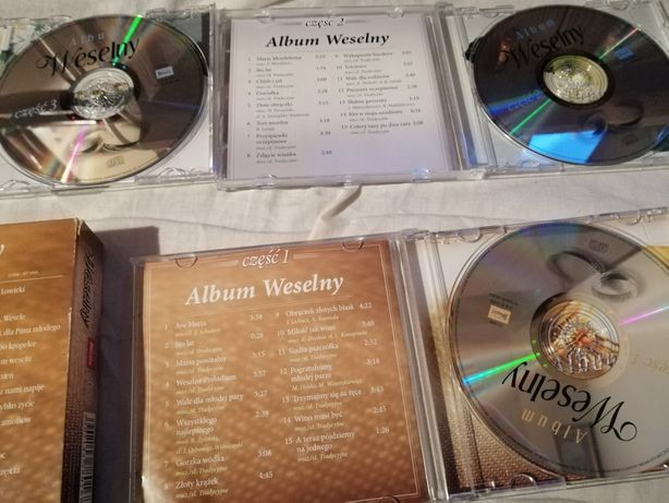 Album Weselny  3cd