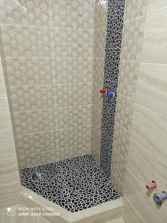 Укладка плитки! Плиточник! Ванная комната под ключ!
