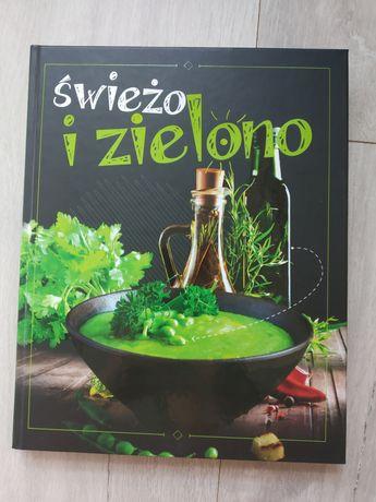 Świeżo i zielono książka