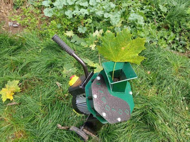 CАДОВОД - садовый измельчитель веток
