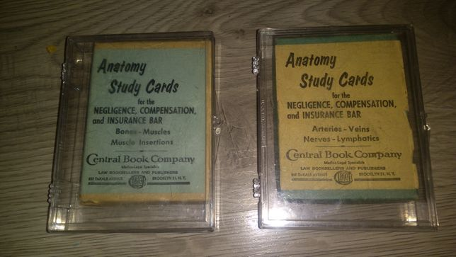 Medycyna karty do nauki angielskiego